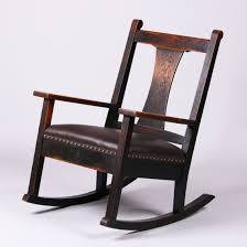 Roycroft Oak Rocker On   You Had Me @ Bungalow   Craftsman ... Stickley Chair Used Fniture For Sale 52 Tips Limbert Mission Oak Taboret Table Arts Crafts Roycroft Original Arts And Crafts Mission Rocker Added To Top Ssr Rocker W901 Joenevo Antique Rocking Chair W100 Living Room Page 4 Ontariaeu By 1910s Vintage Original Grove Park Inn Rockers For Chairs The Roycrofters Little Journeys Magazine Pedestal Collection Fniture