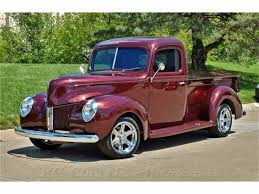 Ford Pickup: For Sale 1940 Ford Pickup 1940 Ford Pickup Classic Cars For Sale Michigan Muscle Old Coupe Stock Photos Images Alamy For Sold Youtube 135101 Rk Motors Trucks Best Image Truck Kusaboshicom A Different Point Of View Hot Rod Network Motor Company Timeline Fordcom On 1997 Explorer Chassis Enthusiasts Streetside Classics The Nations Trusted 1940s Short Bed Editorial Photo