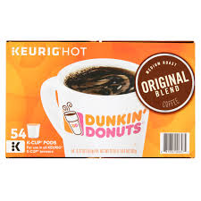 Dunkin Donuts Pumpkin K Cups by Keurig Dunkin U0027 Donuts Original Blend Medium Roast Coffee 0 37