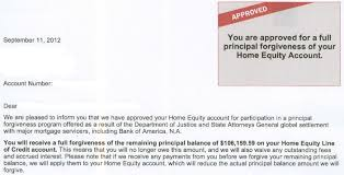 Mortgage Loan Forgiveness is Here
