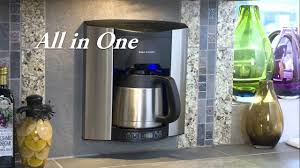 Built In Coffee Maker By Brew Express