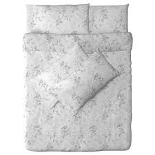 ALVINE KVIST Quilt cover and 4 pillowcases 200x200 50x80 cm IKEA