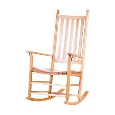 100 Jumbo Rocking Chair TROUTMAN CHAIR Slat Rocker
