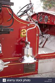 100 Fire Truck Bell Classic Chrome Firetruck Bell USA Stock Photo 60397689 Alamy