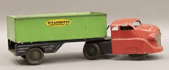 WYANDOTTE SIDE DUMP TRUCK | Hodgins Art Auctions Ltd. / Halls ... Side Dump Driver Keith Day Company Incgabilan Ag Services Star Trailers Trailer For Sale Sunnyside Wa Steam Workshop Smithco Tilting Side Dump Trailers Sdt On A Peat Transportation Truck Makes Placing Material Easier City Of Ellensburg Truck Or Tractor Mount Trail King Ssd Steel Pap Machinery Our Trucks 20 Cross Country Salt Lake Ut Vintage Sand Gravel Small Scale Japanese Tin Toy China 100t Tipper Semi Dumper