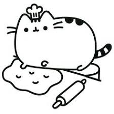 Pusheen Coloring Book The Cat Pages For KidsPrintable