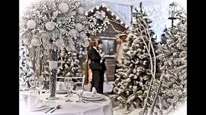 Ideas For Winter Wonderland Christmas Decorations