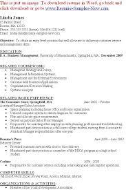 Esthetician Resume Skills Sample Objective New No