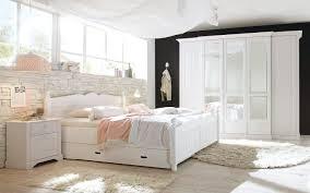 schlafzimmer cinderella premium in kiefer weiß bei