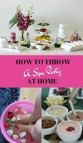 Want To Treat Some Hard Working Friends A Spa Day At Home PrettyMayhem Has Great Ides From Decor Food On How Pull It Off