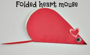 Valentine Craft Paper Creatures