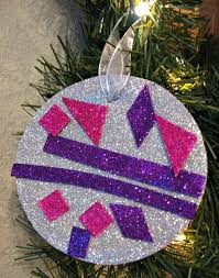 Christmas Tree Ornament Crafts For Toddlers