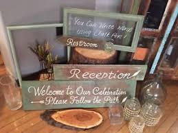 Rustic Woodland Cottage Wedding Party Decor Decoration