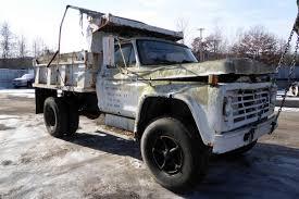 1978 Ford F600 Single Axle Dump Truck For Sale By Arthur Trovei ...