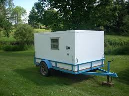100 Hunting Travel Trailers DIY Micro Camper 13 Steps With Pictures