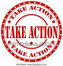 Clipart Take Action stamp Fotosearch Search Clip Art Illustration Murals