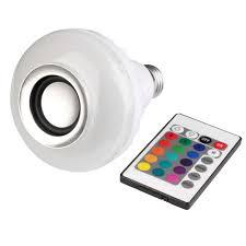 LIGHT BULB SPEAKER – Bluetooth Pioneer