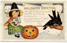 Quotes For Halloween Cards by Best Happy Halloween Witches Cards And Sayings Images