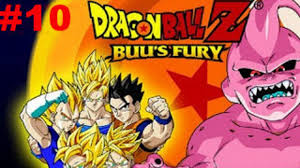 Dragon Ball Z Fish Tank Decorations by Dragon Ball Z Buu U0027s Fury 10 Gba Vidéo Dailymotion