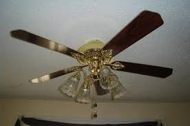 Mainstays Ceiling Fan Instructions by How To Install A Flush Mount Ceiling Fan Hunker