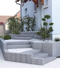 les 25 meilleures idées de la catégorie escalier extérieur béton