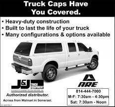 Caps Have You Covered, J & J TRUCK EQUIPMENT, Somerset, PA Ranger Trailer Custom Built Truck Caps Image From Httpimagetruckinwebcomftech Jeraco Tonneau Covers Building A Truck Cap Tonneau Cover Ford F150 Forum Community Cover Hard Folding By Rev 65 Bed The Official Site Top 6 Reviews Of Leer Northside Center And Home Are Tonneaus Work Jason Force Series Fiberglass Cap Ishlers
