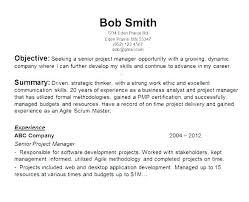 Resume Objective General Labor Sample Twenty Co