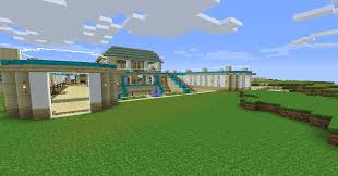 My Wife Just Finished Building Her First House In SSP What Does R Minecraft Think Of It