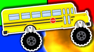 Monster Truck School Buses Learn Colors & Crushing Words - Teach ... Video Monster Vehicles Truck Car More The Carl The Super And Hulk In City Cars Fire Team Vs Youtube Kids Top 17 Trucks I Want To See At Monster Jam Tacoma 2015 Scary For Halloween Special Kids Haunted House Garage Race Episodes 1 11 Batman And Deadpool Surprise Egg Vs Wolverin Trucks For Children Red Easy On Eye Grave Digger Toys Feature Year Old Baby Driving Truck