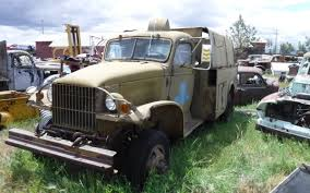 100 Military Chevy Truck EARLY 40S CHEVY MILITARY TRUCK LINE SERVICE UNIT The Cars Of