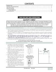 Intertek Ceiling Fan Manual by Ceiling Fan Manual Hampton Bay Fan 165 474 User Guide