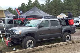 Toyota-tacoma-leitner-designs-overland-off-road - The Fast Lane Truck 2018 Toyota Tacoma Trd Offroad Review An Apocalypseproof Pickup New Tacoma Offrd Off Road For Sale Amarillo Tx 2017 Pro Motor Trend Canada Hilux Ssrg 30 Td Ltd Edition Off Road Truck Modified Nicely Double Cab 5 Bed V6 4x4 1985 On Obstacle Course Southington Offroad Youtube Baja Truck Hot Wheels Wiki Fandom Powered By Wikia Preowned 2016 Tundra Sr5 Tss 2wd Crew In Gloucester The Best Overall 2015 Reviews And Rating Used