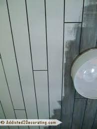 Cheap Diy Basement Ceiling Ideas by Diy Beadboard Ceiling Tutorial Ceiling Basements And Ceilings
