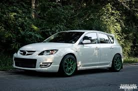 Mazdaspeed 3 Any Evo EvolutionM Mitsubishi Lancer and