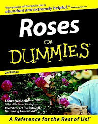 Roses for Dummies by National Gardening Association