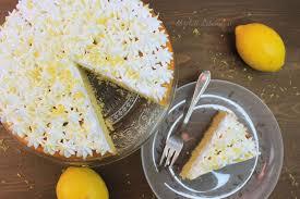 buttermilch zitronenkuchen mit lemon curd baiser