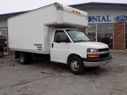 2011 Chevrolet SOLD Express Cutaway 14 Foot Box Truck In Summit ...