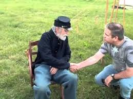 Great Grandson Of Ulysses S Grant Gettysburg June 2 2012