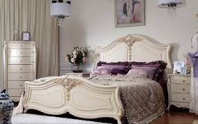 Delightful Classic Italian Provincial Bedroom Furniture Set Suppliers And