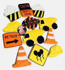 Construction Cookies, Dump Truck Cookies, Construction Party ... Cstruction Party Cake Dump Truck Dump Truck Birthday Party Boy Second Birthday Cstruction With Free Printable Printables Favorsdump Craycstruction 40 Stickers For Lollipops Favor Boxes Toy 12 Best Inspiration Images On Dumptruck Treat Stands Cones Orientaltradingcom 14 Invitations Many Fun Themes 1st Invitation Banner Decor