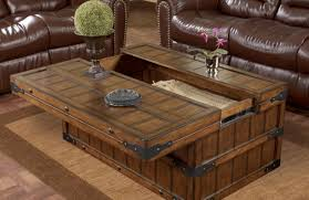 Threshold Heatherstone Wicker Patio Furniture by Trunk Coffee Table Target