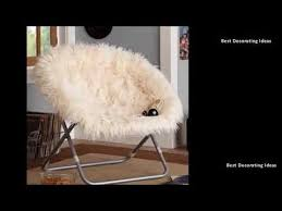 Mainstays Faux Fur Saucer Chair Multiple Colors by Saucer Chair Double Saucer Chair Bed Bath Beyond Stylish