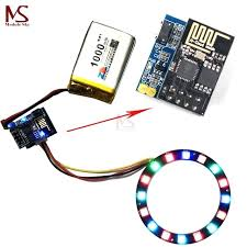 Christmas Light Controller Diy Esp S Led Module For Tree