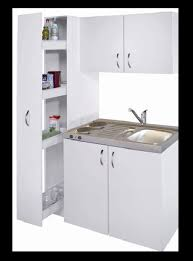 mini cuisines cuisine en mélèze pour un petit espace kitchenette studio and