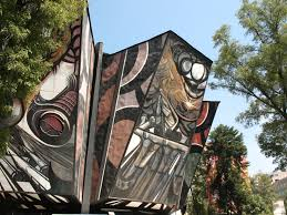 David Alfaro Siqueiros Famous Murals by David Alfaro Siqueiros Mad About The Mural