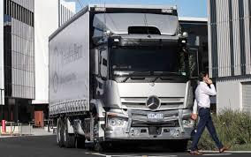 100 Benz Trucks Good News Mercedes Trucks Wont Run You OverGood News