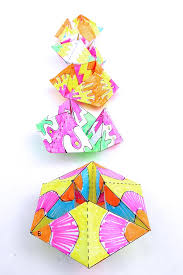 FLEXTANGLES Coolestpapertoyever Make This Paper Toy And Be