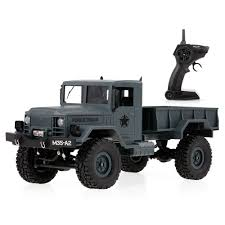 Green Fayee FY001A 1/16 2.4GHz 4WD 3000G Load Military Truck Off ...