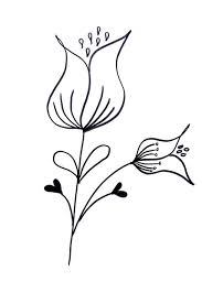 Lettering Line Drawing Motivation How To Draw Flowers 39
