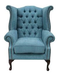 Details About Chesterfield Queen Anne High Back Wing Chair Marinello  Kingfisher Blue Fabric Queen Anne Style Wing Chair C1920 Purple Armchair Pantradingco Irton Chesterfield Linen High Back Charles Charcoal Blue Trimftstool Uk Manufactured Majolica Queen Anne Sofa Hotelsunshineco Wingback Armchair Sale Recling Details About Marinello Kingfisher Fabric How To Reupholster A A Bystep Tutorial New Qa High Wing Back Chair Fireside Extra Tall